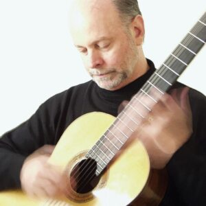 Christopher McGuire <br>Bach, Brazil, and the Beatles