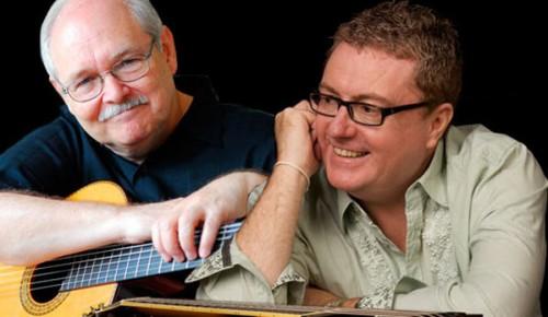 John Knowles & Martin Taylor