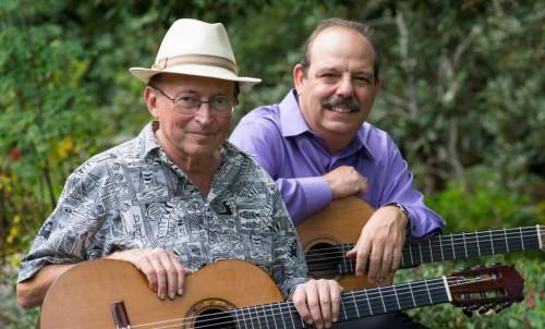 Carlos Barbosa-Lima / Larry Del Casale Concert November 19 & 20, 2015
