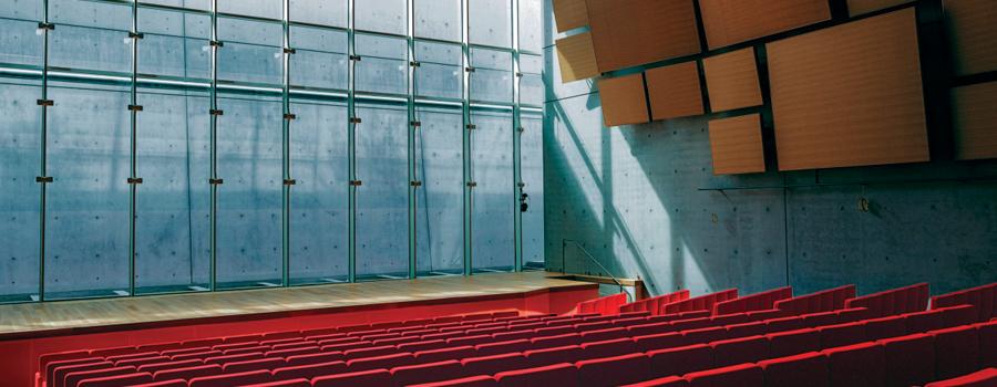 Renzo Piano Pavillion Kimball Art Museum