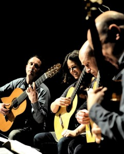 Vida Guitar Quartet